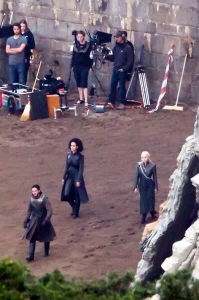 Entre Daenerys Targaryen et Jon Snow !