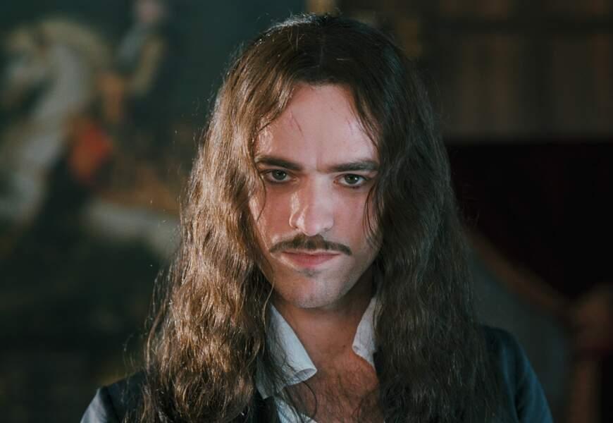 Molière (2007) : L'acteur décroche le rôle titre... et fait pousser les cheveux