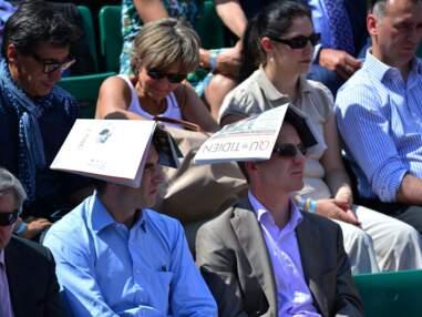 Roland-Garros : DiCaprio, Noah, LMFAO au bord des courts