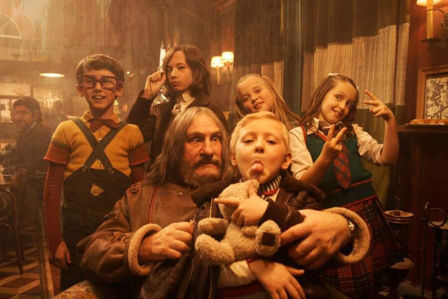 2008. Les enfants de Timpelbach, dans lequel on retrouve notamment la jeune Adèle Exarchopoulos (La vie d'Adèle)