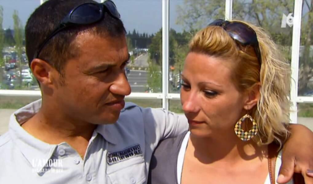 Bruno et Annie profitent de leurs derniers moments ensemble.