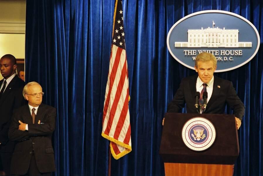 W, alias George W Bush, l'improbable président