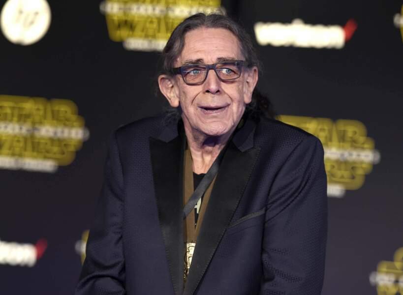 Chewbacca sans les poils, cela donne l'acteur Peter Mayhew !