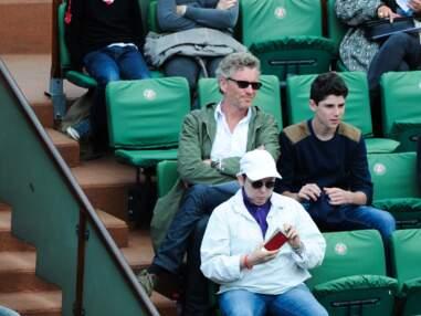 Roland-Garros : Hugh Grant aux premières loges, Alessandra Sublet en belle de match