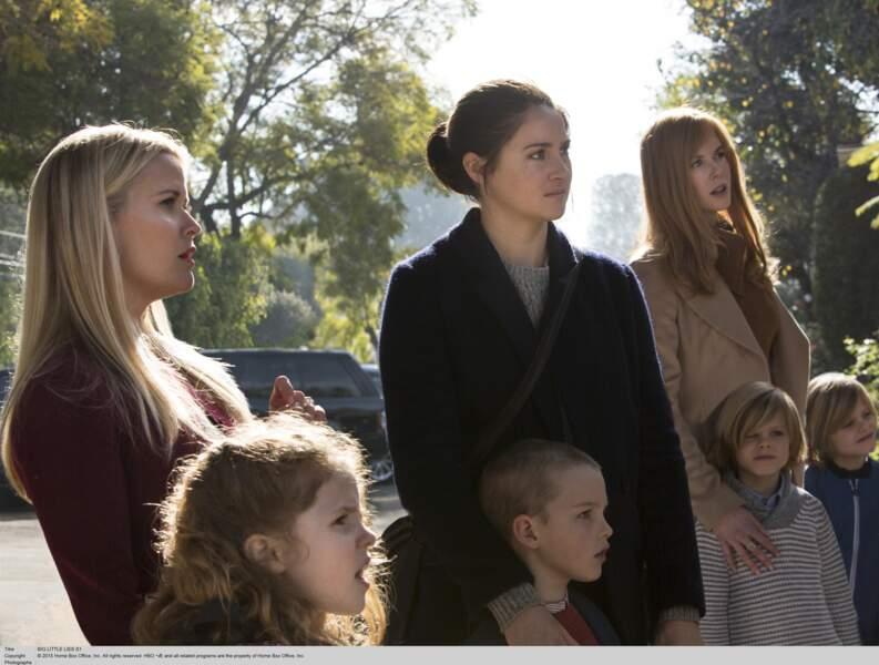 Les quatre actrices ne viennent que confirmer une tendance : les stars ciné se mettent à la télé