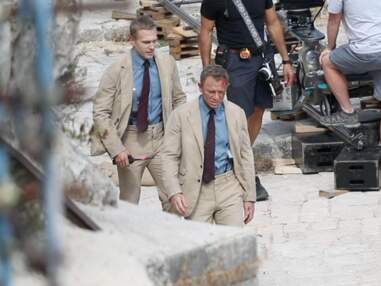No Time To Die : Daniel Craig en sang sur le tournage du nouveau James Bond