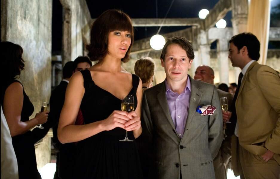Quantum of Solace (2008) : Mathieu Amalric et Olga Kurylenko