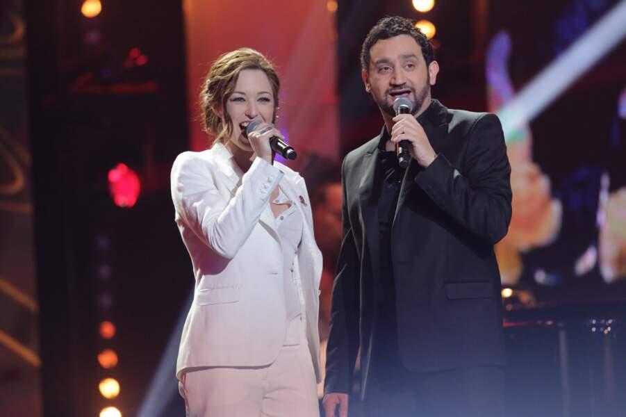 Cyril Hanouna et Natasha St Pier