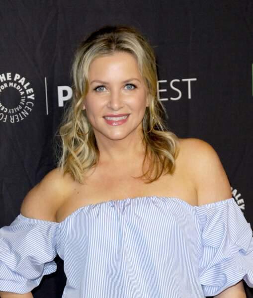 On adorait son personnage, haut en couleurs ! Mais elle a quitté la série à la fin de la saison 14.