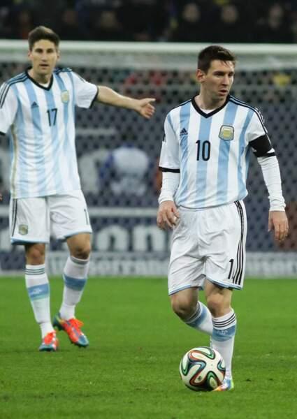 "Argentine (Maillot ""domicile"")"