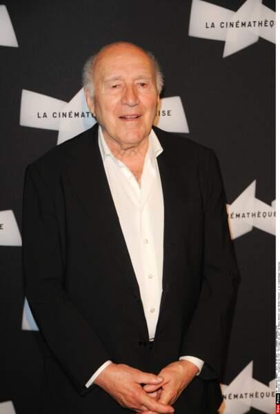 """Michel Piccoli, respectivement acteur et doubleur du personnage de """"Casanova"""" du réalisateur Fellini"""