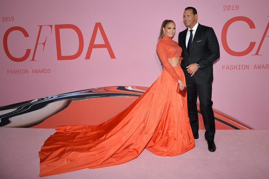 Jennifer Lopez, star de la soirée