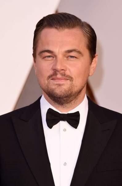 Végétarien, Leonardo DiCaprio a croqué un véritable foie de bison sur le tournage de The Revenant.