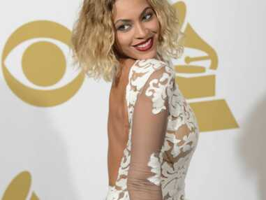 Grammy's 2014 : Beyoncé, Taylor Swift et Katy Perry très en beauté sur le tapis rouge