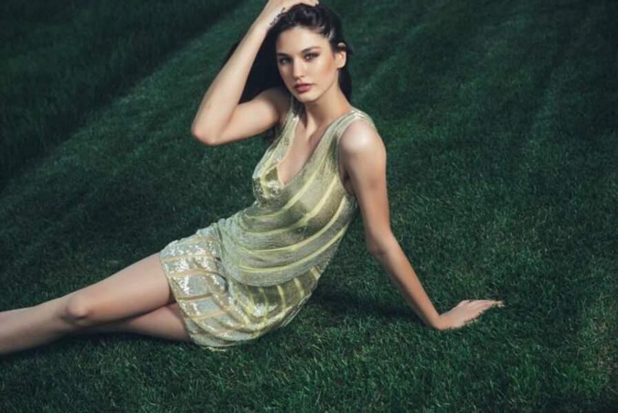 Voici Miss Turquie, Ecem Cirpan