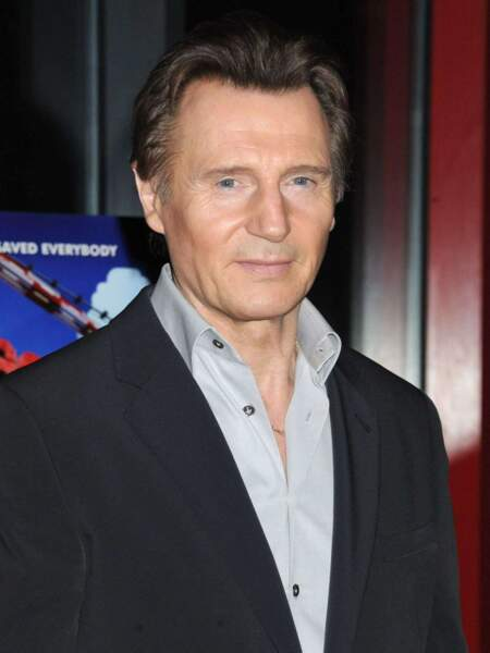 """Liam Neeson : L'acteur a trouvé un second souffle dans les films d'action ou thrillers grâce aux films """"Taken""""."""