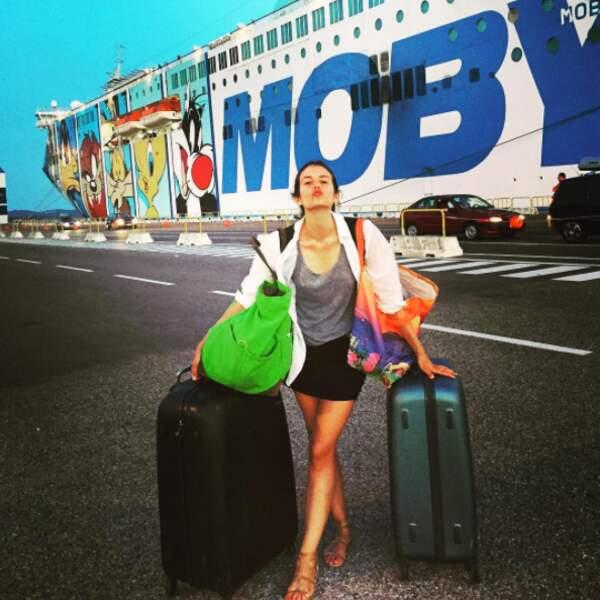 Allez hop, les valises sont prêtes !