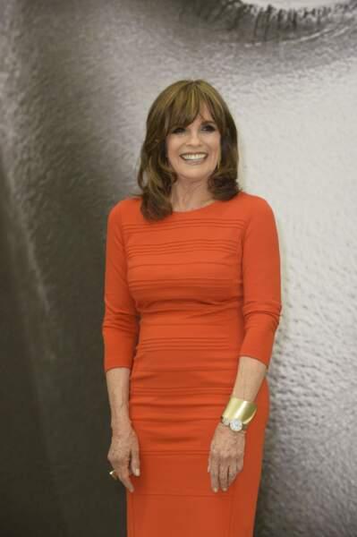 La belle Linda Gray toujours aussi convaincante dans le rôle de Sue Ellen.