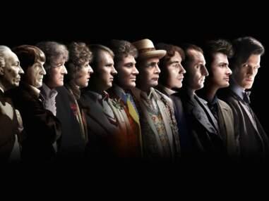 Retour sur les 12 Doctor Who et leurs compagnons de jeu