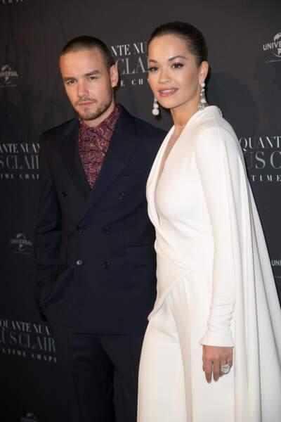 Liam Payne (ex-membre One Direction) et Rita Ora signent la BO du film