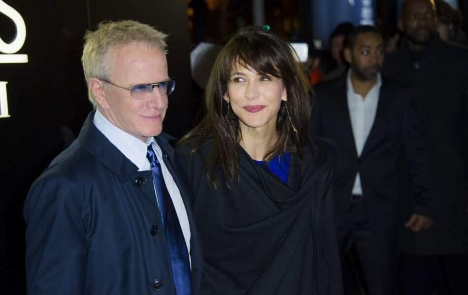 La dernière apparition du couple en public en janvier dernier lors d'un défilé de mode à Paris...