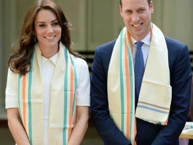 Kate et William, suite de leur séjour en Inde