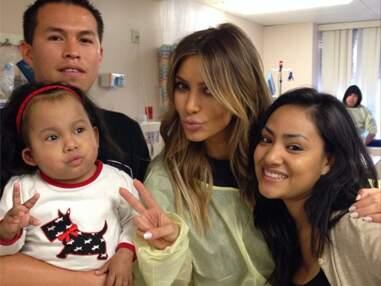 Kim Kardashian, Nabilla, Rihanna : Le Noël des stars