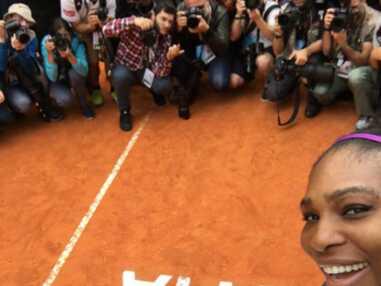 Serena Williams : La star la plus lookée de Roland-Garros