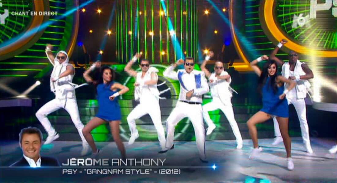 Op-Op-Opan Gangnam Style !