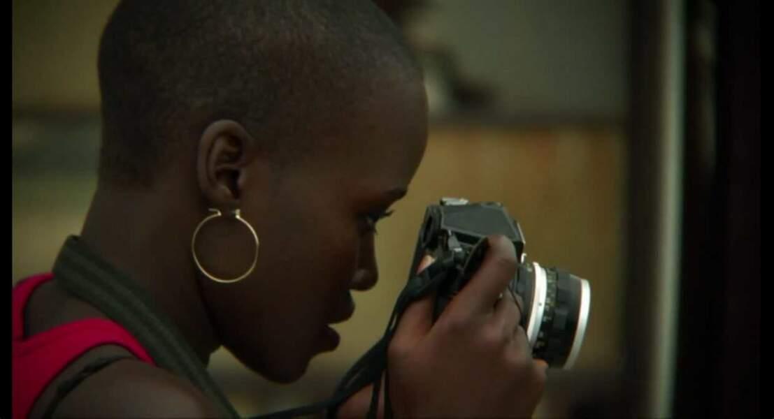 Lupita Nyong'o dans le court-métrage East River