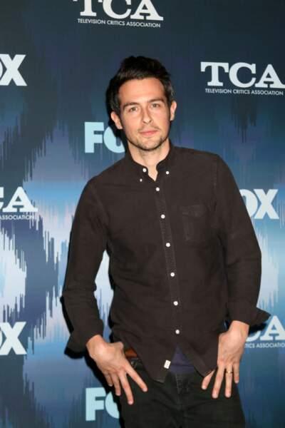 En 2018, l'acteur a décroché un rôle dans le film Peppermint au côté de Jennifer Garner