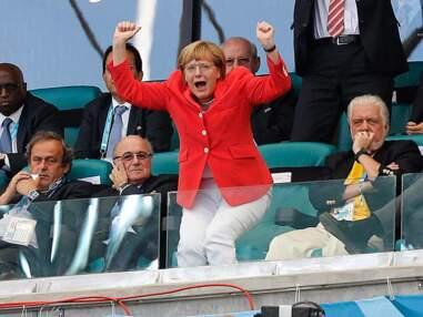 Des supporters version Panini, Angela Merkel à fond : les insolites du Mondial