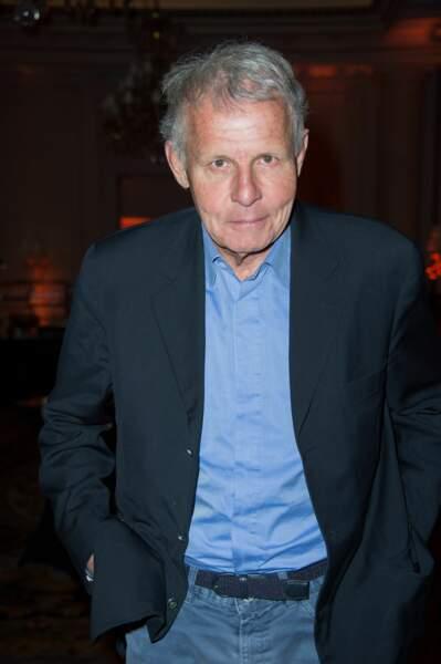 A 72 ans, Patrick Poivre d'Arvor est toujours à l'antenne avec Vive les livres ! sur CNews