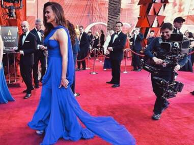 Oscars 2018 : baiser (presque) volé, Jennifer Lawrence d'humeur festive... Les coulisses de la 90è cérémonie