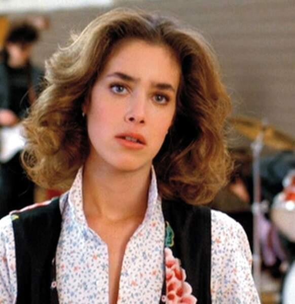 Claudia Wells est Jennifer Parker, la petite amie de Marty dans le premier film