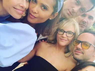 Lucifer (Netflix) : les acteurs de la série s'éclatent au mariage de Tom Ellis