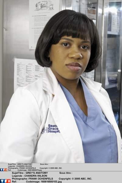 Au début de la série, Miranda Bailey (Chandra Wilson) terrorise les internes