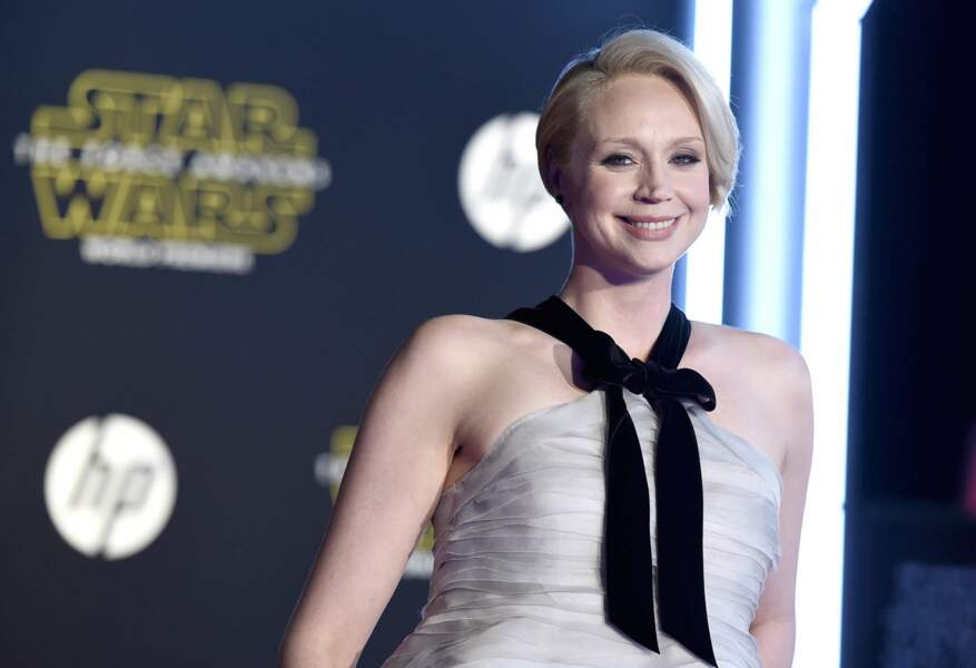 Gwendoline Christie de Game of Thrones à Star Wars