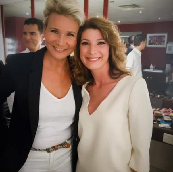Depuis la rentrée, Chloé Nabédian travaille pour France 2, sous la houlette de Nathalie Rihouet