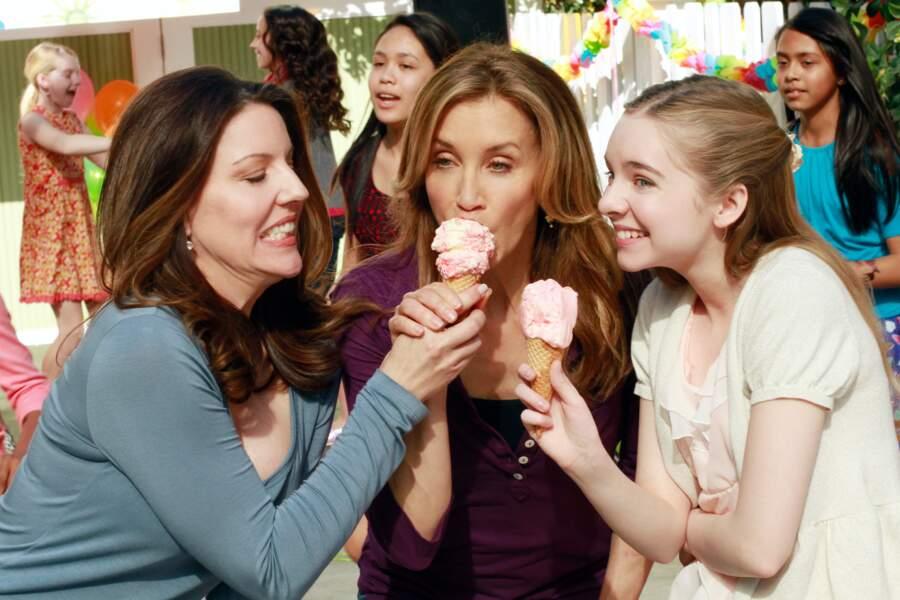 En 2011 et 2012, elle est Jane la petite amie de Tom Scavo (Doug Savant) dans la saison 8 de Desperate Housewives