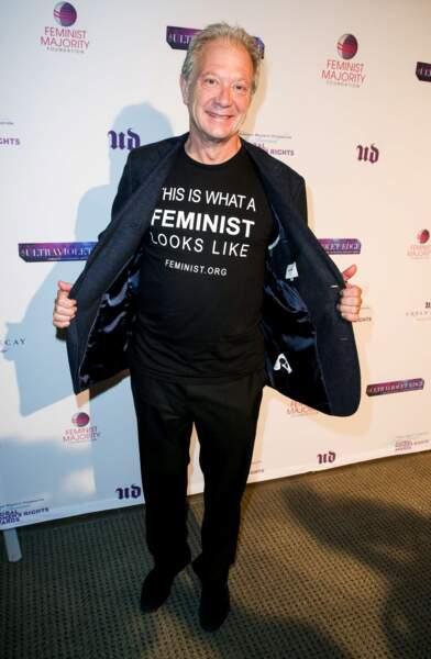 Jeff Perry est l'un des héros de Scandal