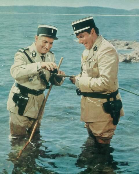 4- Le gendarme de Saint-Tropez (12%)