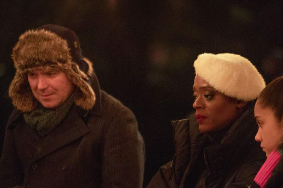 Stephen (Rory Kinnear) et Céleste (T'Nia Miller) forment un couple , ils ont deux filles, Ruby et Bethany