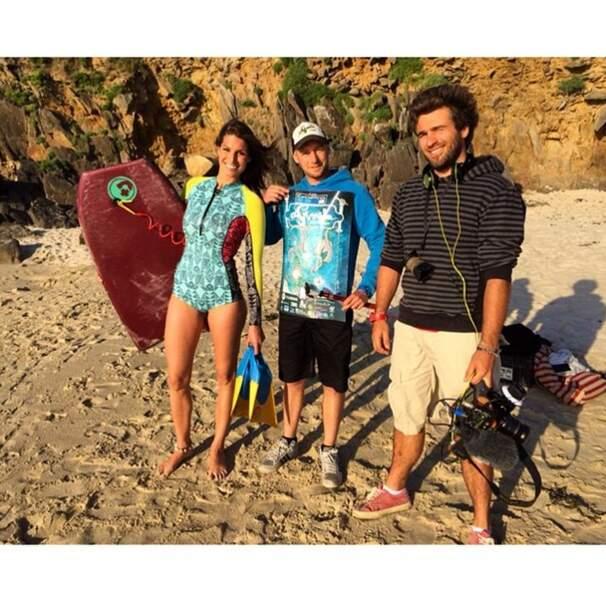 A quand une carrière de surfeuse professionnelle ?!