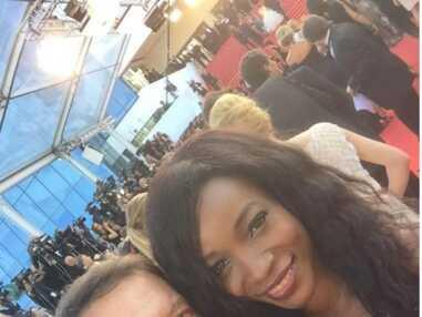 Daniela Beye, la compagne sexy de Samuel Le Bihan