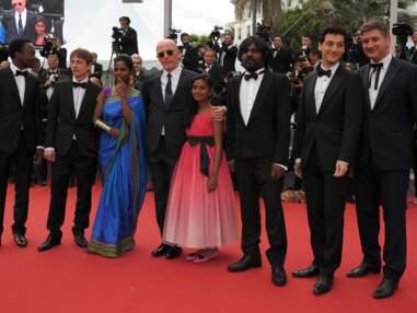 Cannes 2015 : Les stars entre glamour et tradition pour la projection de Dheepan
