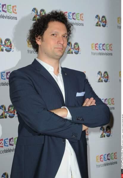 ... Eric Antoine
