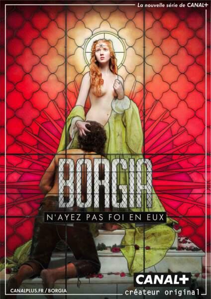 Borgia : Une Lucrèce qui n'a pas froid aux yeux