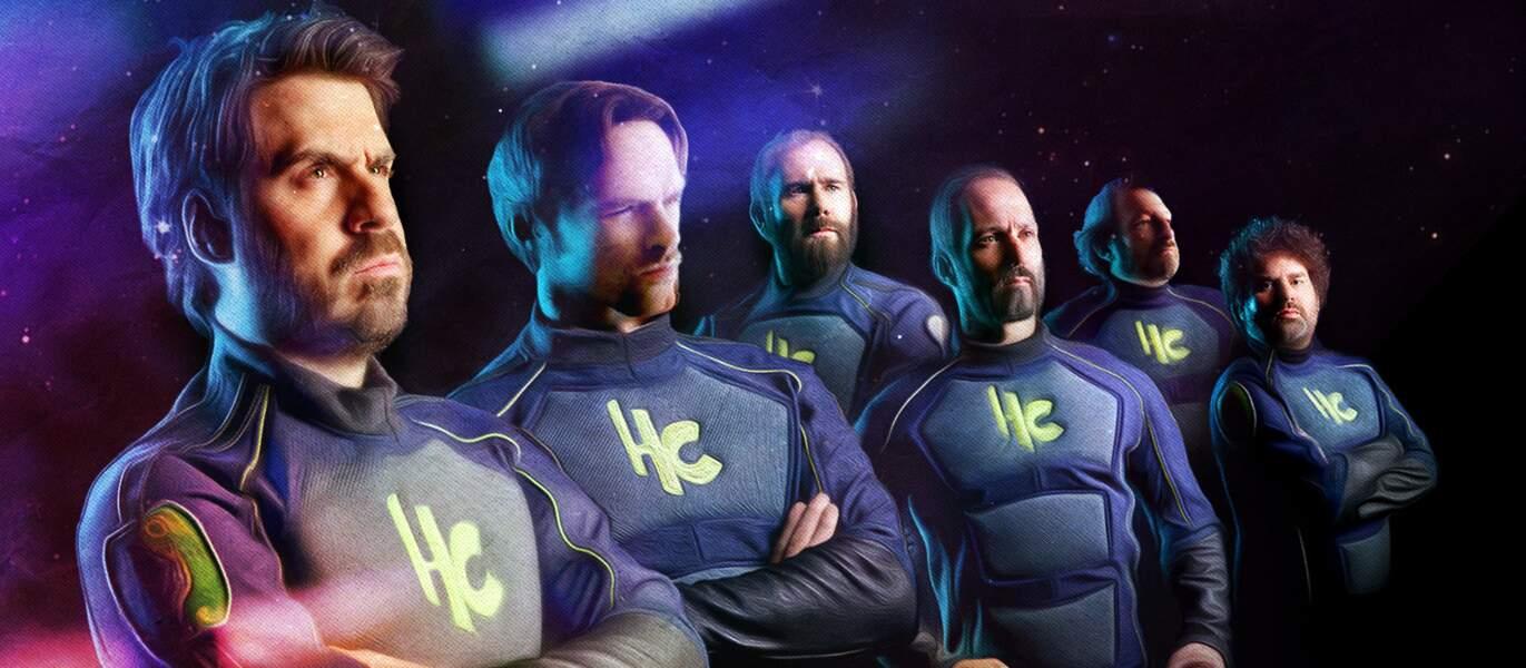 Toute l'équipe d'Hero Corp vous salue !