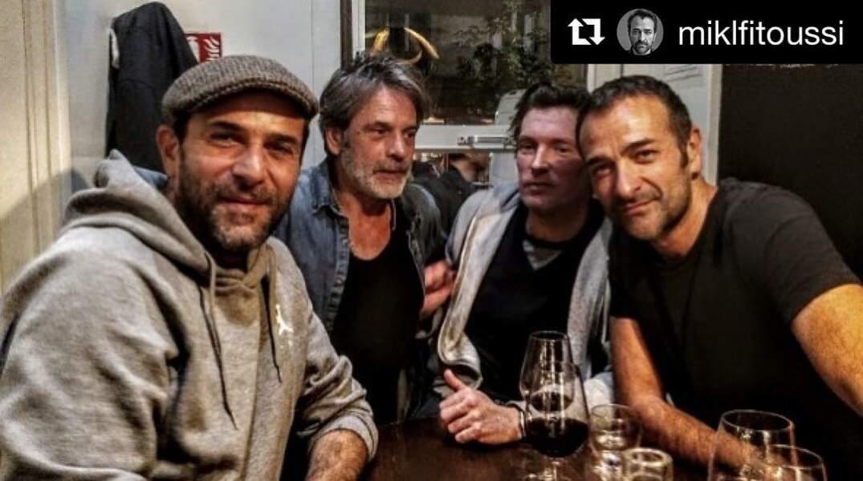 20 ans après Sous le Soleil, Grégory Fitoussi et Avy Marciano ont bien changé mais pas leur amitié !